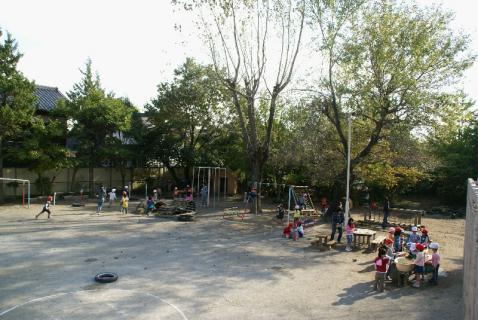 DSC04899園庭