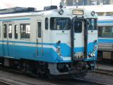 JR高徳線で乗った列車