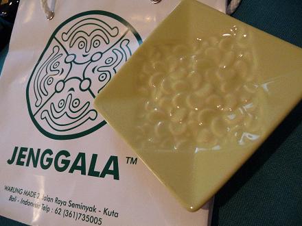 ジェンガラ お土産