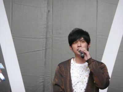 簽唱會@高雄jay3