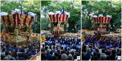 枚岡祭02