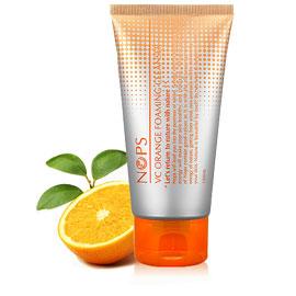 NOPS VCオレンジ フォーミング クレンザー洗顔