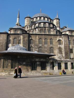 昼モスク@イスタンブール