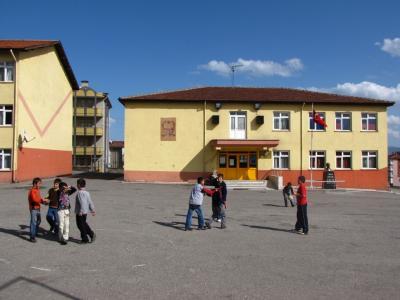 サフランボル小学校
