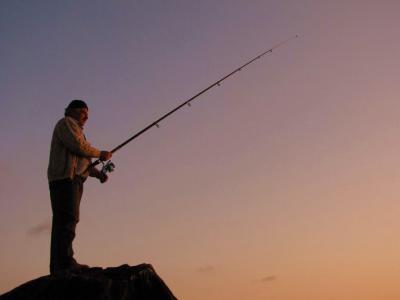 釣り人②@タルトゥース