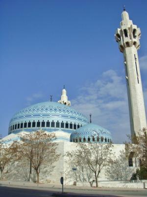 水色モスク