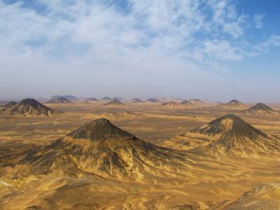 黒砂漠展望
