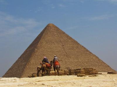 ギザのピラミッド①