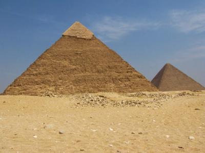 ギザのピラミッド②