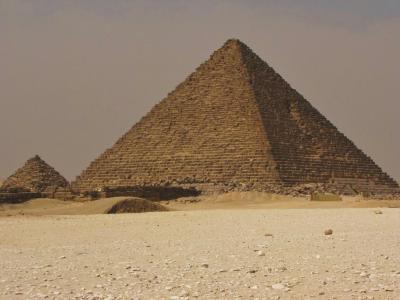 ギザのピラミッド③