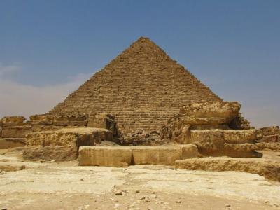 ギザのピラミッド④