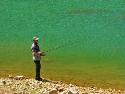 釣り人@アグィルマム