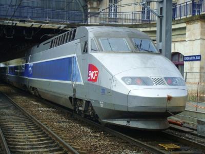TGV外観@ボルドー