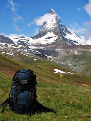 ZERO POINT with Matterhorn@ヴァリス・アルプス