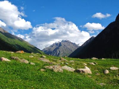 スイスを思い出す風景②@アラティン・アラシャン