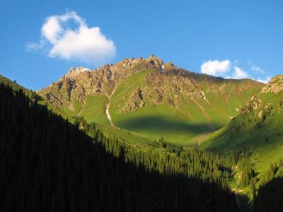 スイスを思い出す風景④@アラティン・アラシャン