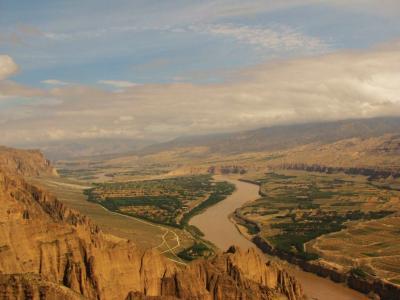 初めての黄河