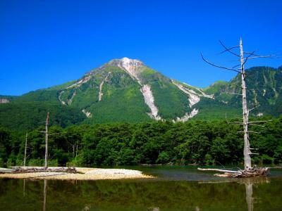 日本の上高地