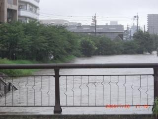 那珂川増水3