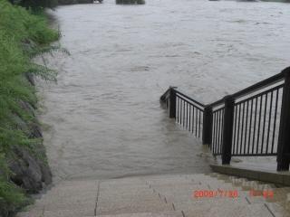 那珂川増水2