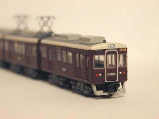 阪急7000系リニューアル車