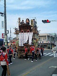 佐原祭り1