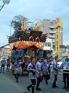 佐原祭り2