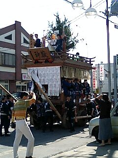 佐原祭り3