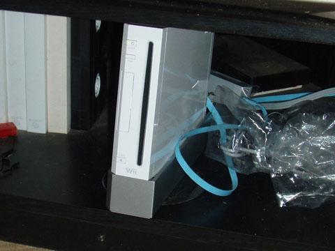 Wiiがやってきた