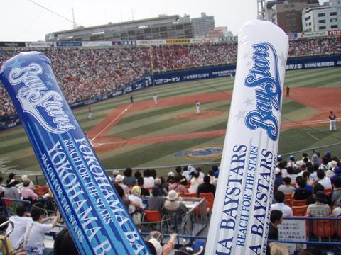 横浜vs楽天