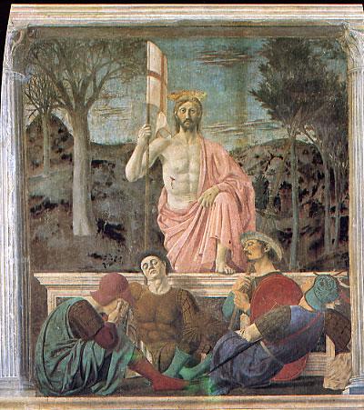 キリストの復活(中)