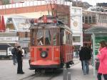 トルコの路面電車トラム