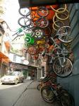 トルコ自転車屋