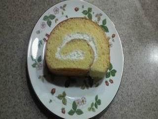 回転ケーキ
