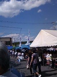 2009.8 摩周そば祭り 2