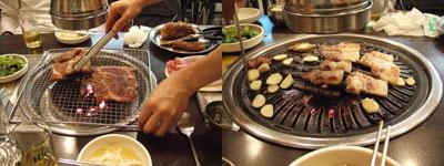 豚と三枚肉