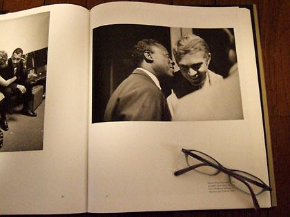 Miles Davis & Steave McQueen