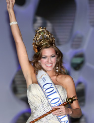 Miss Colombia2009