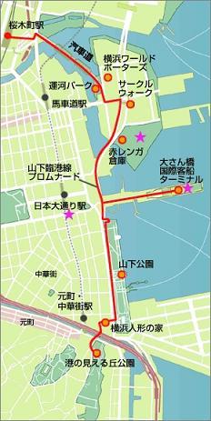 横浜map