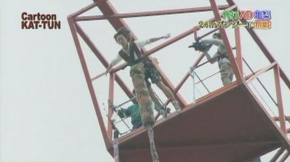 [TV] 20080723 カートゥン KAT-TUN 「仙台ツアー第2弾」 (23m34s)[(038838)23-33-56]