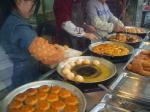 柿子餅製造途中