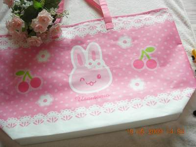 MOMO兔大購物袋