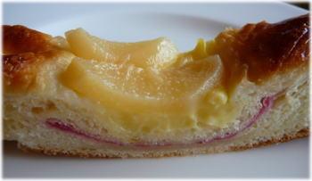 洋梨のパン