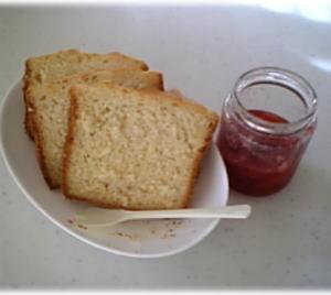 asanさんが作ったパン&ジャム