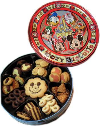 ディズニーのクッキー