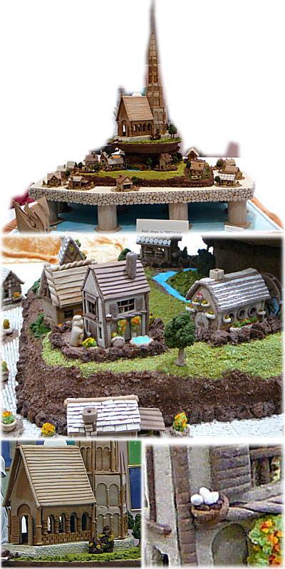 ブルターニュの小さな村