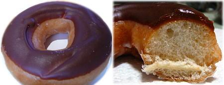 チョコレートグレーズド