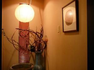 菊水(部屋の入り口)