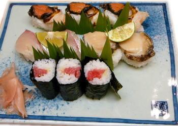 娘達のお寿司2
