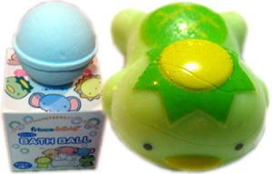 BATH BALL&かっぱ